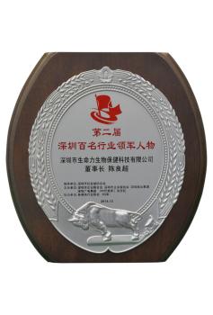 第二届深圳百名行业领军人物