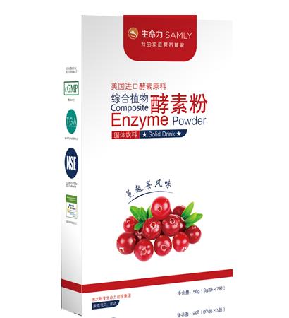 综合植物酵素粉固体饮料